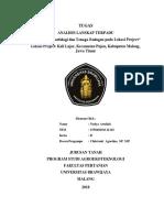 Nadya Awaliah 155040201111216 - Proses Geomorfologi