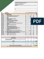 1.- Presupuesto Centro Interpretacion Dela Cruz