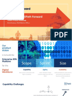 PPT5 UiPath Forward Roadmap v17.5 V06