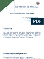 Link Busqueda Avanzada de Información