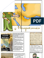 Lapbook Mesopotamia
