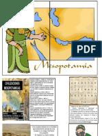Lapbook Mesopotamia