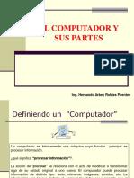 Clase El Computador y Sus Partes