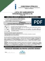 Fundep Gestao de Concursos 2014 Copasa Analista de Saneamento Engenharia Eletrica Prova