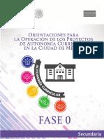 Orientaciones Autonomia Curricular CDMX