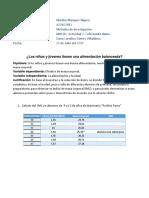 MIV-U1- Actividad 1. El Análisis Estadístico
