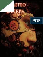1936 Prometeo e La Guerra Alessandro Girola