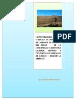 Pip Servicios Ecosistémico Cahuide-levantamient Obs