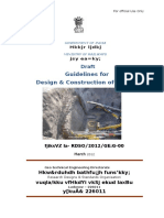 322822075 Draft Guidelines for Design Construction of Tunnels Docx