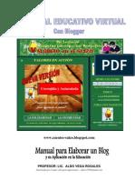 Manual para Crear un Blog