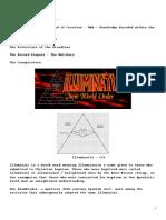 The Illuminati 7.11.05 Pt1