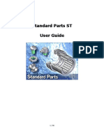 Standard Parts User Guide ST
