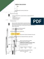 Diseño Tunel Obras