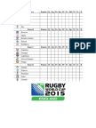Mundial Rugby 2015