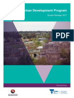 2017 Urban Development Program Greater Bendigo