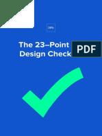 Uxpin the 23-Point Ux Design Checklist 2