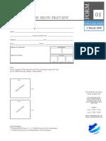 Exhibitors Manual Bifhex 2018 - Formulir