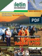 Buletin Info Krisis Kesehatan Edisi 2 Agustus 2012