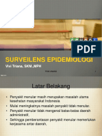 surveilans epidemiologi..