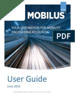 Sae Mobilus User Guide