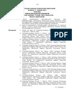 Perda No 5 Tahun 2011 Penyelenggaraan Perizinan