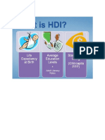 What is HDI
