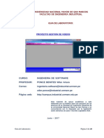 GuiaLab Diseño y Desarrollo de Un Proyecto de Software