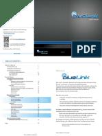 2016 Hyundai Santa Fe Blue Link Button2