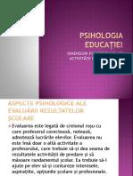 PSIHOLOGIA-EDUCAȚIEI