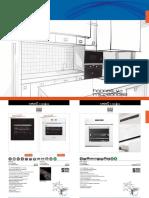 201802 Cata Electrodomésticos Catálogo Hornos y Microondas 2018