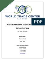 120814 Desalination Segment Report.pdf