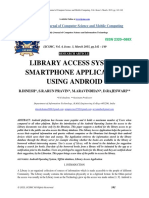 Android Library System