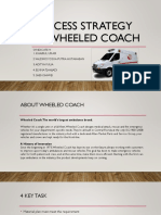 Syndicate 9 Process Strategy at Wheeled Coach