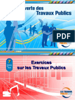 7 Exercices Sur Les Travaux Publics