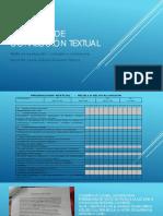 Ejercicio de Corrección Textual