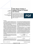(Chaaban & Muzze,1991)-Finite Element Analysis of Residual Stresses in Threaded End Closures