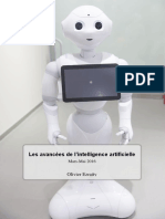 Avancees Intelligence Artificielle Olivier Ezratty