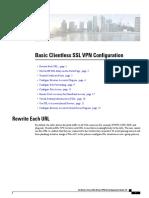Webvpn Configure Gateway