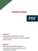 TRAHEOSTOMA