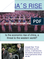 Is China a Threat