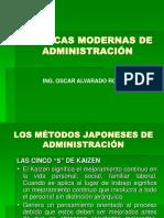 14-Técnicas Modernas de Administracion