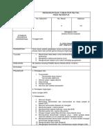 SOP ( 17 ) Mengukur Suhu Tubuh Pada Neonatus