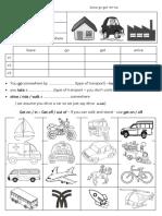 Transport Clt Communicative Language Teaching Resources 105016