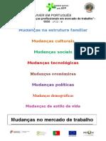 Folha de Mudanas Profissionais Em Mercado de Trabalho 1.6 - Mud