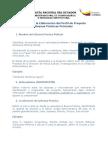 Guía Para Elaboración de Proyectos BPP