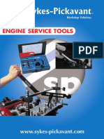 Engine Tools Catalogue