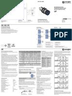 Operating Instructions UF87PA3