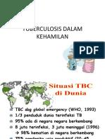 Tuberculosis Dalam Kehamilan