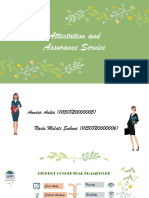 Klmpk3-Atestation Service and Assurance