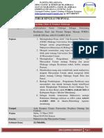 Contoh Proposal Coaching Clinic